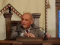 Prof. Giampiero Maracchi Presidente dell'Accademia dei Georgofili