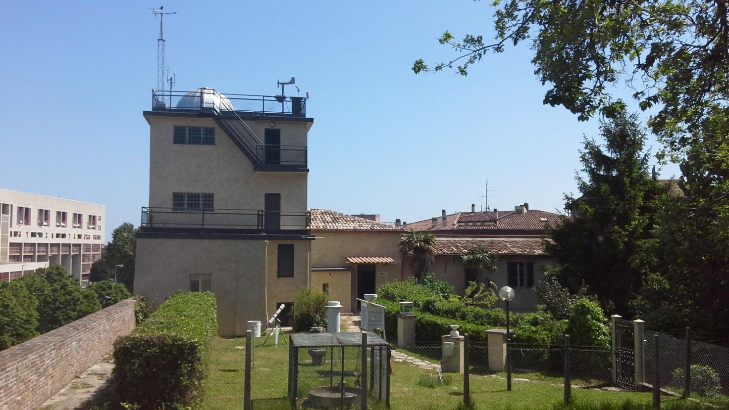Comune di Pesaro (Laboratorio Climatologia Urbana)