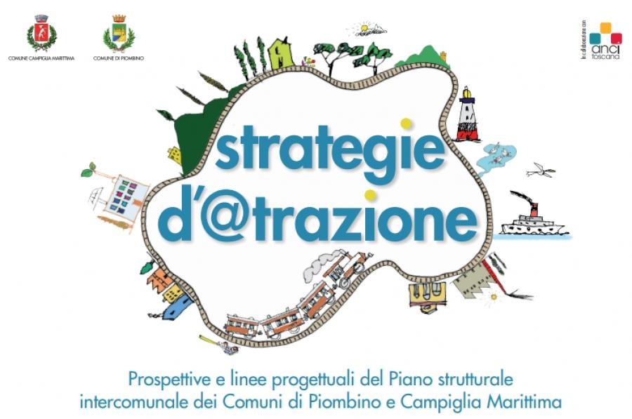 Strategie d'@trazione (Campiglia Marittima e Piombino 5-6-7/03/19)